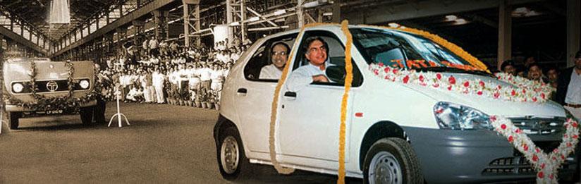 Tata motors establish their 1st 3S unit in Pune