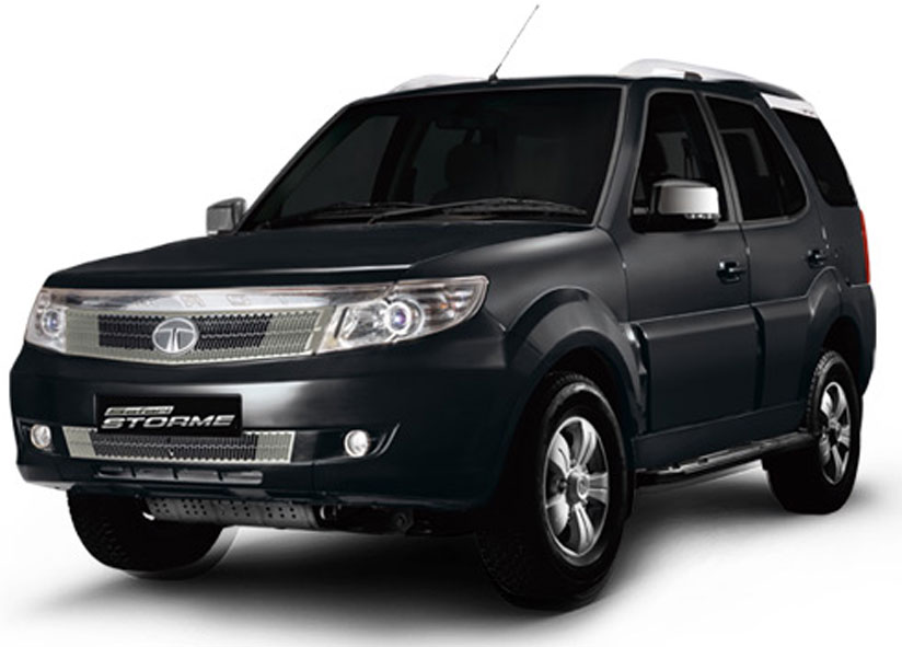 Another tale of AMT Tata Safari Storme
