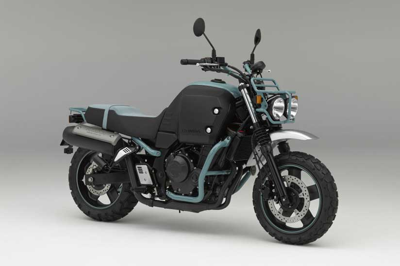 THE BULLDOG CONCEPT REVEALED BY HONDA