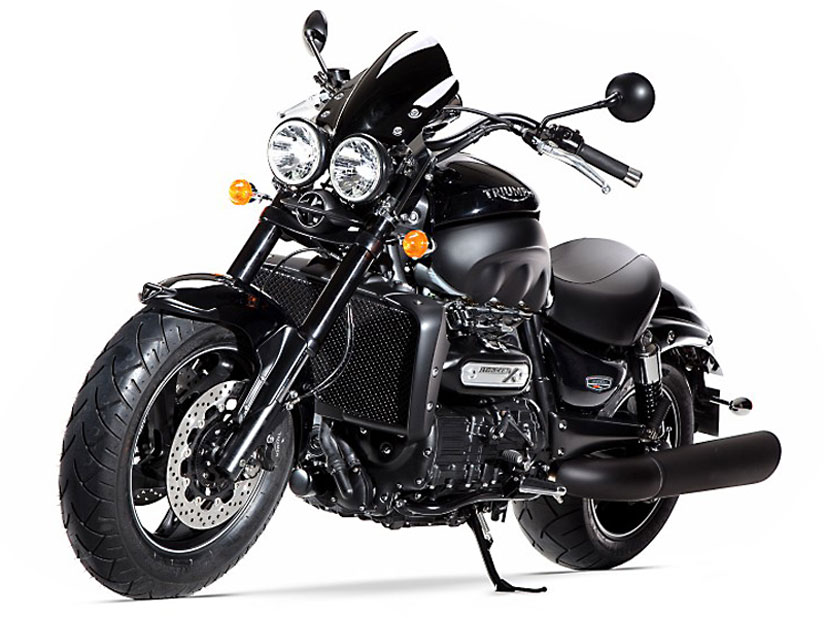 Triumph to introduce the Rocket X