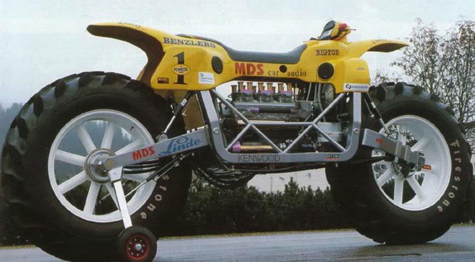 world largest Dirt Bike