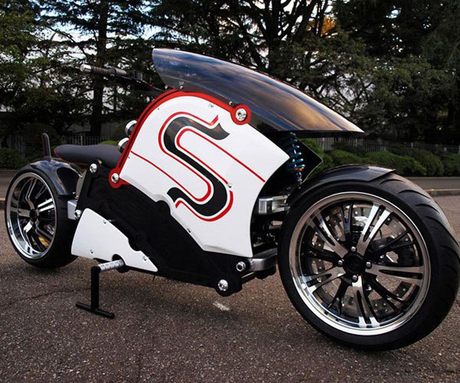 Zecoo electric stunner bike Akira
