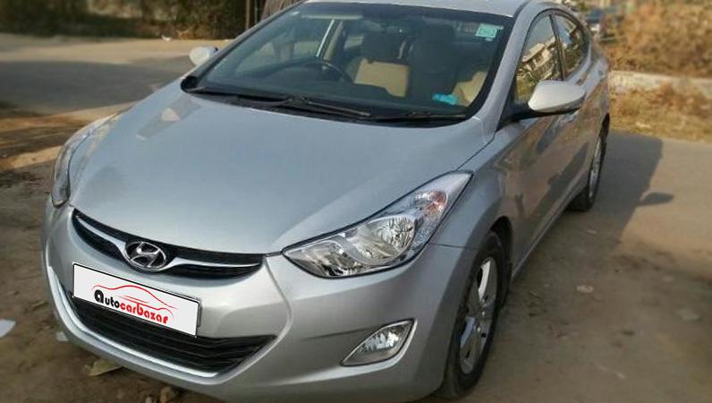 Hyundai Elantra 1.6 SX AT