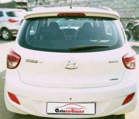 Hyundai I10 Asta AT 1.2 Kappa VTVT