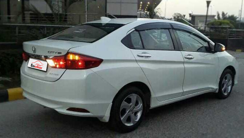 Honda City VX (O) MT