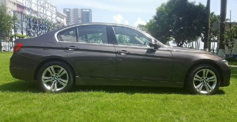 BMW 3 Series320d Luxury Line