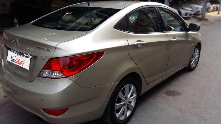 Hyundai Verna 1.6 SX CRDi