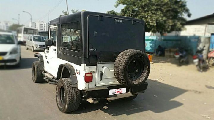 Mahindra Thar DI 4X4