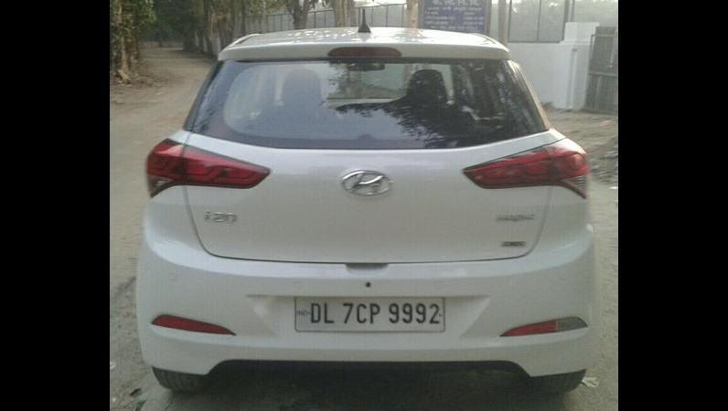 Hyundai i20 Magna 1.4 CRDI