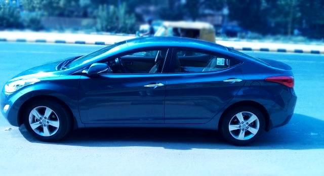 Hyundai Elantra 1.8 S