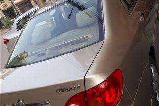 ToyotTataa Corolla H4