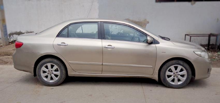 Toyota Corolla Altis1.8 G