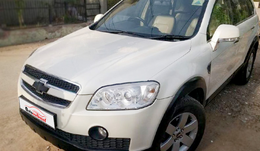 Chevrolet Captiva  																	LTZ AWD AT
