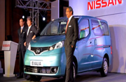 Nissan India jump Four Fold in April Sales