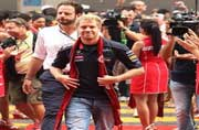 2013 Formula 1 Race Results - Vettel claims fourth title with India win