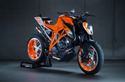 Forthcoming KTM 1290 SUPER DUKE R