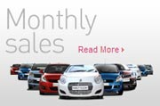 Maruti Suzuki Sales 2 percent hike in October 2013