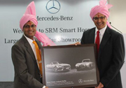 Mercedes-Benz inaugurates new state-of-art dealership in Lucknow