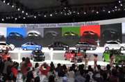 Shanghai Auto show would focus on The Cars not models