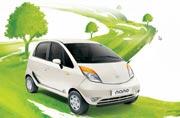 Ratan Tata Sees Brighter Future for Upmarket Nano