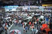 2014 Bangkok International Auto Show