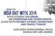 India Bike Week 2014