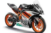 KTM announced RC200 and 390 will launch soon