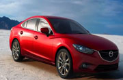 2014 Mazda6 to Make World Debut at Moscow Auto Show