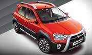 Toyota Kirloskar Motor Launches 2014 Etios Cross