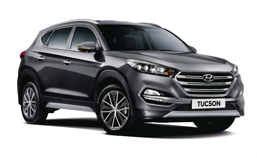 Hyundai Tucson 4WD Launched in India