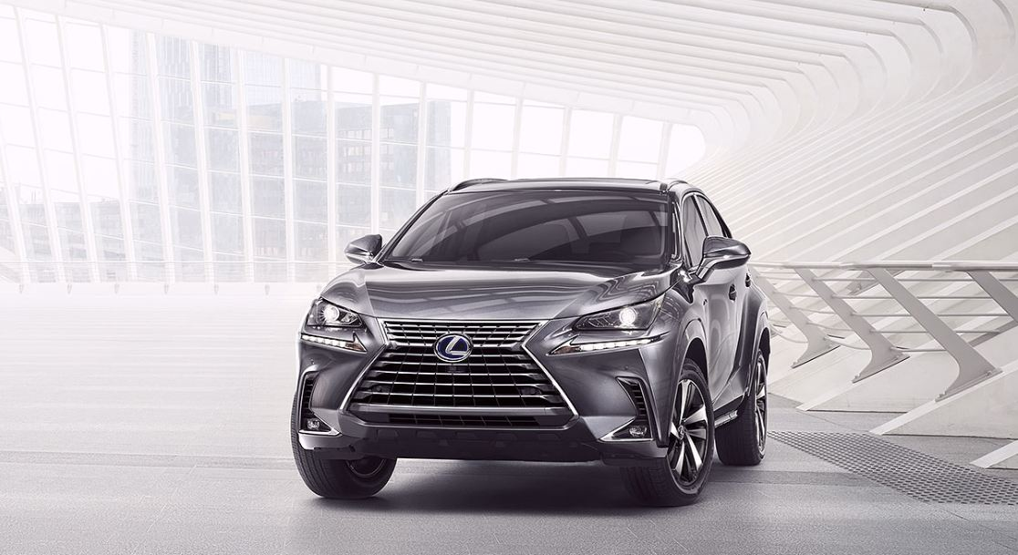2018 Lexus NX 300h SUV Launch in India