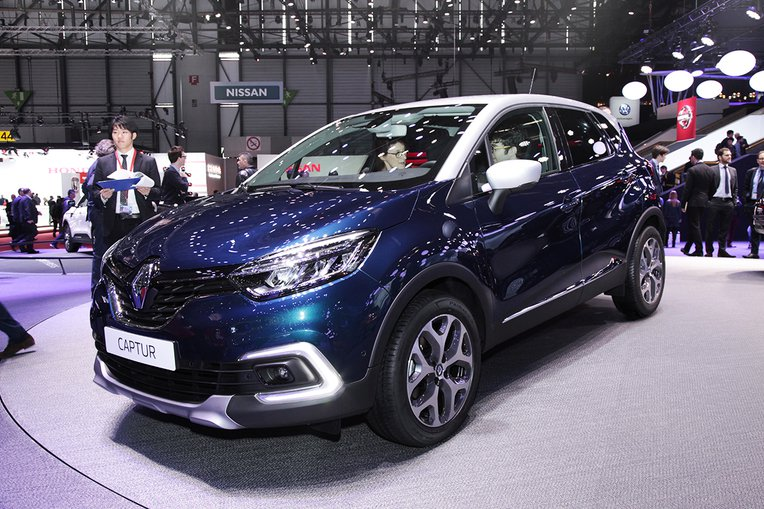 2017 Renault Captur Launch Date, Price in India