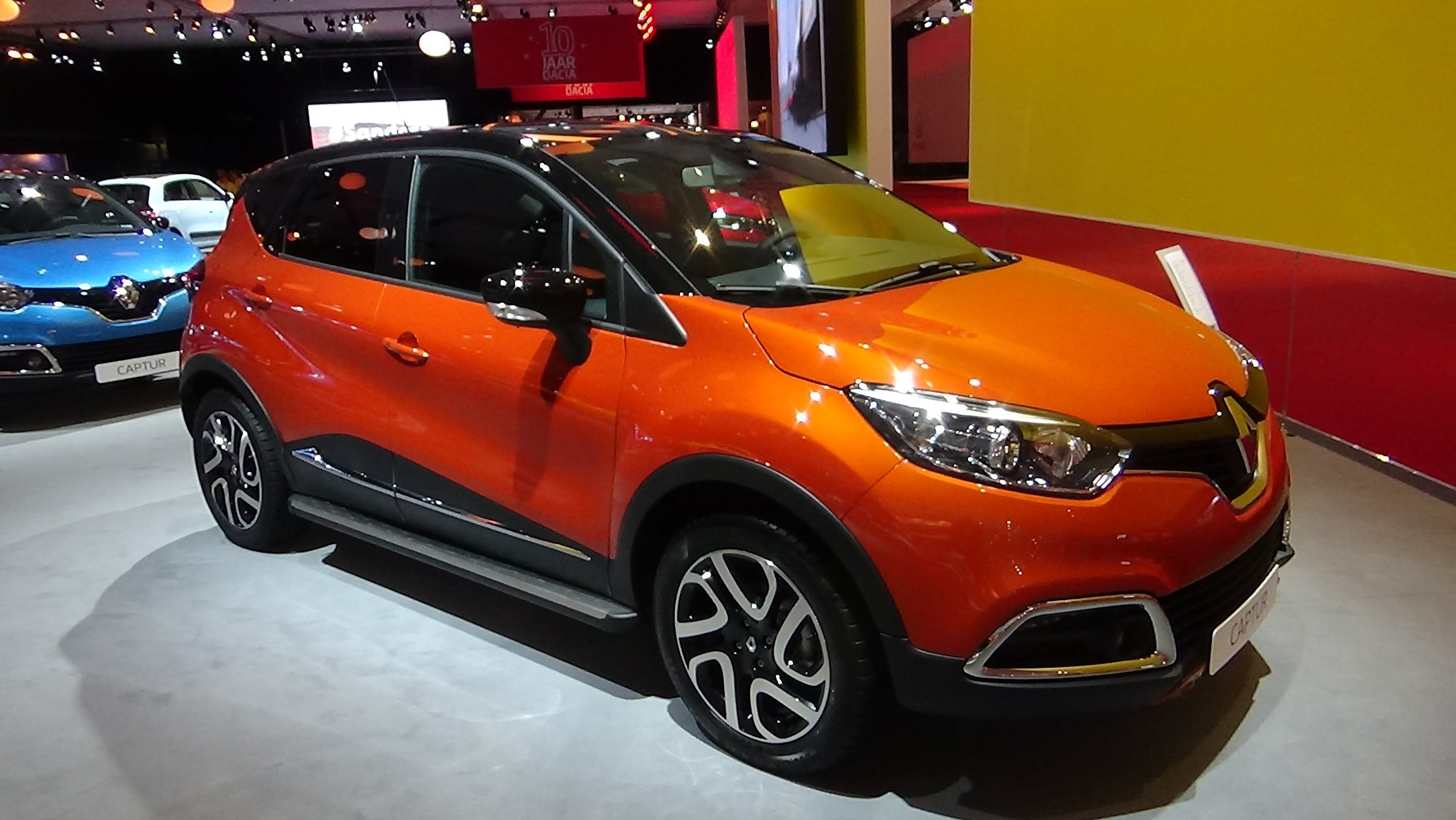 2017 Renault Captur launch soon in India