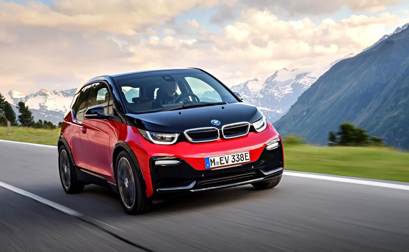 BMW Electric Cars Hit 100,000 Sales Target