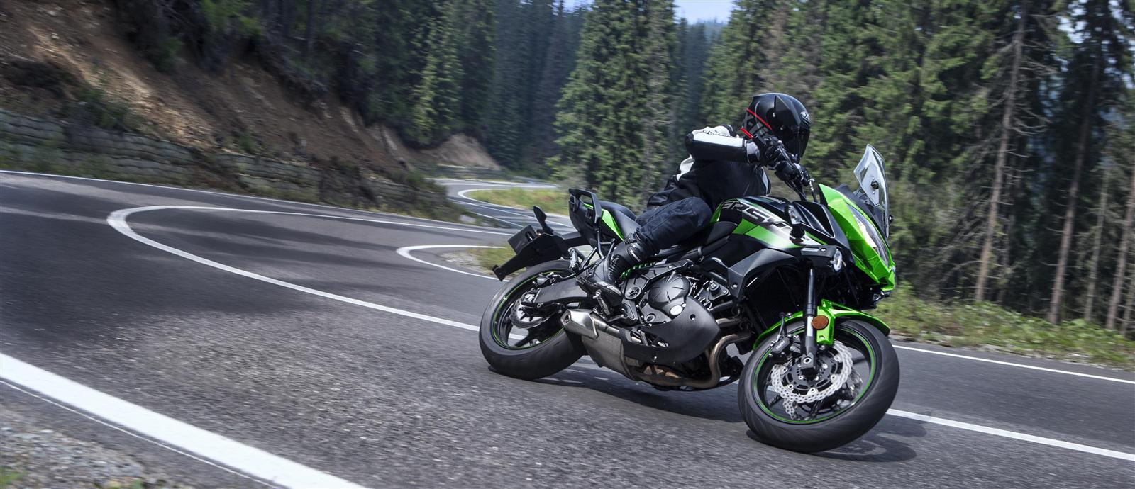 New Kawasaki Versys 650 Launched at Rs 6.50 Lakh