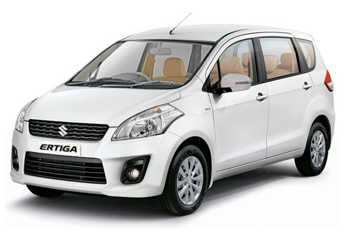 New Maruti Suzuki Ertiga Spotted Again in India