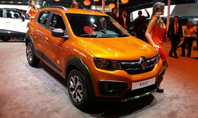Renault Kwid Special Edition 2018 Launched