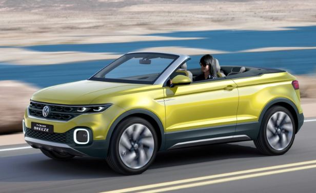 New Volkswagen T-Cross Compact SUV Launch in 2018