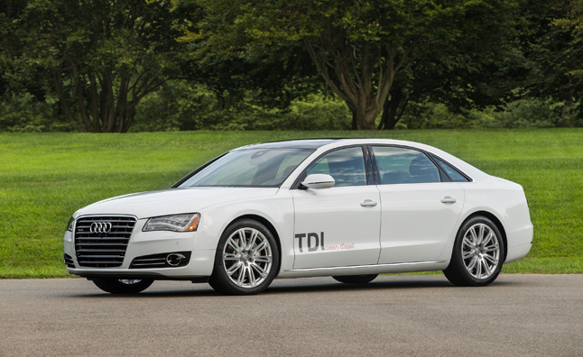 Audi A8L feels luxurious, sips fuel