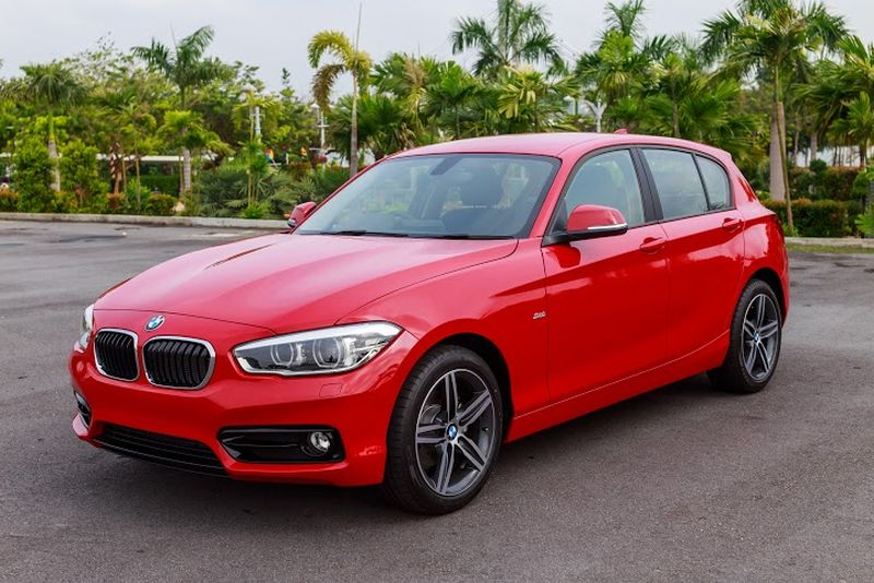 BMW India will launch its 1-Series on 3rd September