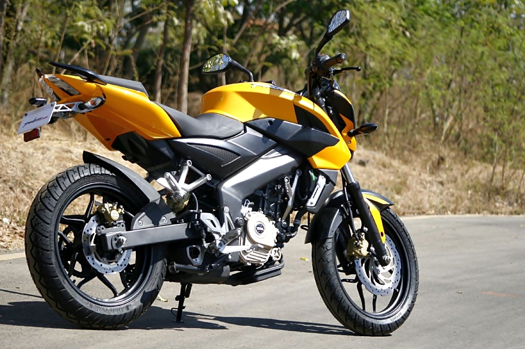 Bajaj up to launch two Pulsars by this October