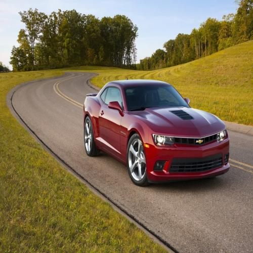 Chevrolet Frankfurt Motor Show 2013