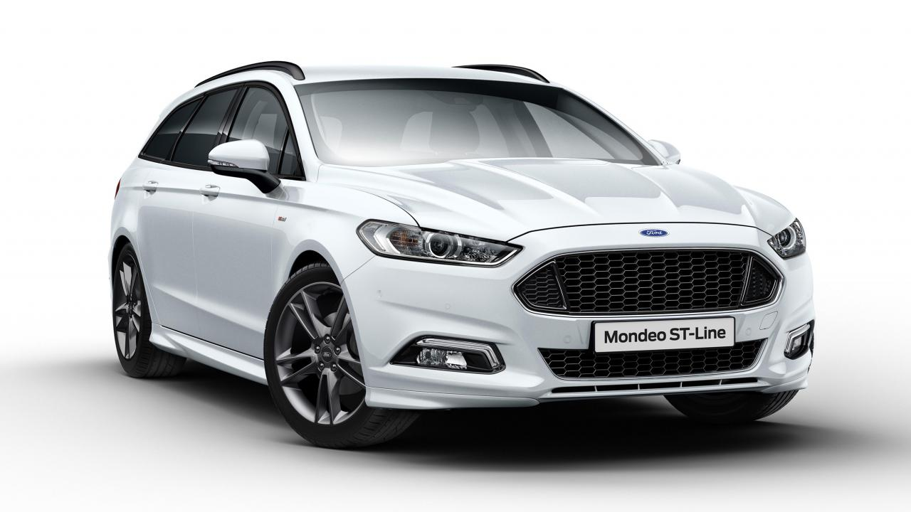 Ford Mondeo with 1.5-liter Ecoboost debuts in China