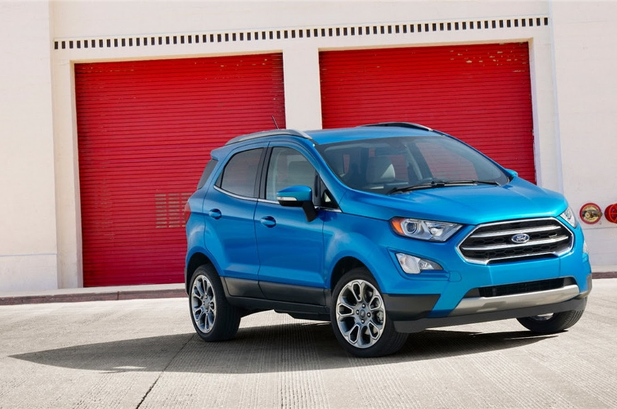 Ford EcoSport Global Test-Drive in Goa Next Month