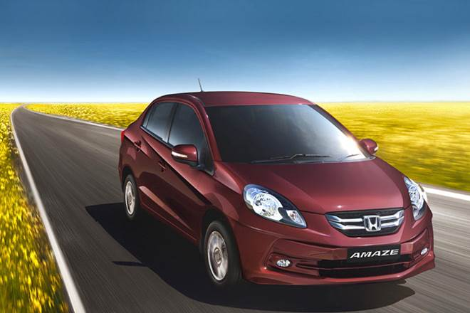 Honda Amaze to Have Minimal Impact on Maruti Volume