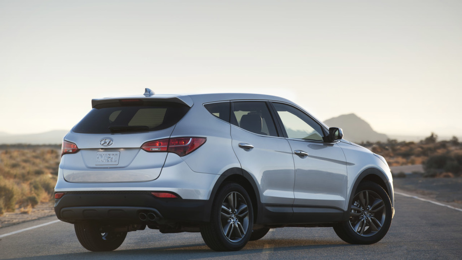 2013 Hyundai Veracruz to be replaced by new Santa Fe LWB
