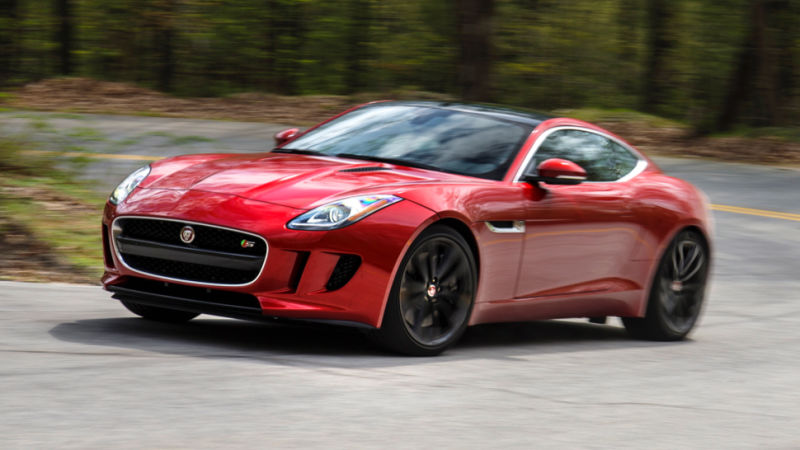 Jaguar Plans 700hp Jaguar F-Type R-S