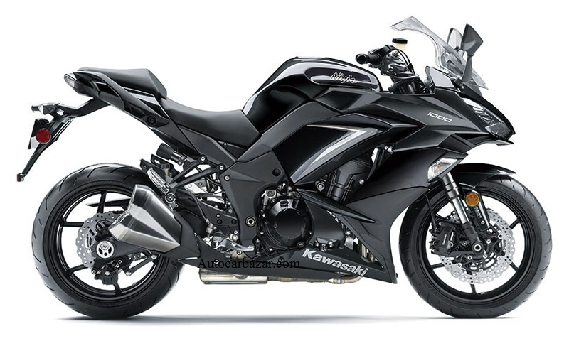 Kawasaki Ninja 1000 ABS Launched New Silver Colour Variant