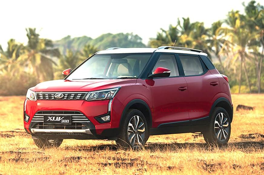 MAHINDRA XUV300 AMT Launched With Rs. 11.50 Lakh Price