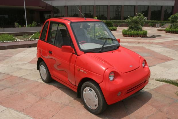 Mahindra Reva Plans To Export to Europe Next Year